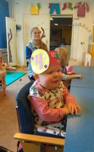 trotse 4-jarige op laatste dag TPG Sophia in Gouda